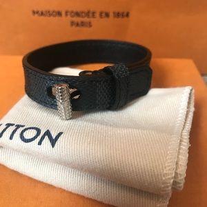 Louis Vuitton Damier Graphite bracelet